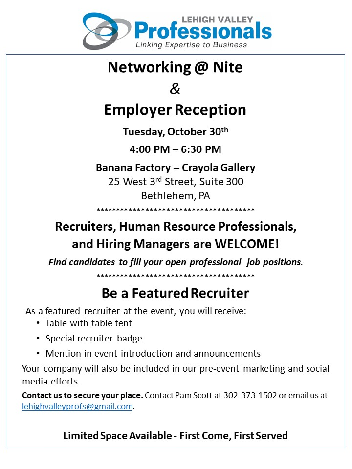 Recruiter Invitation