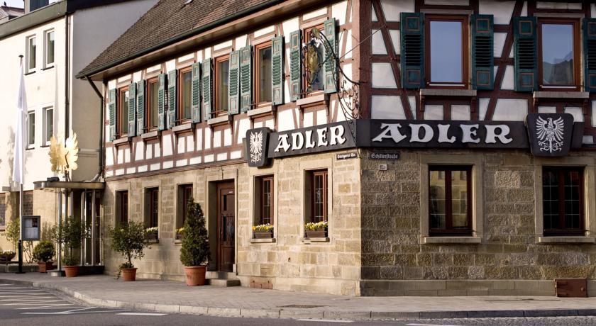 Adler-Asperg Conference Hotel, Ludwigsburg, Germany