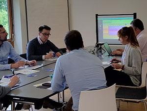 Workshop breakout session
