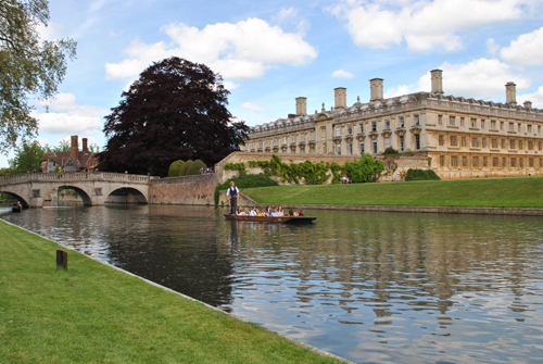 Clare College, University of Cambridge, Cambridge, England