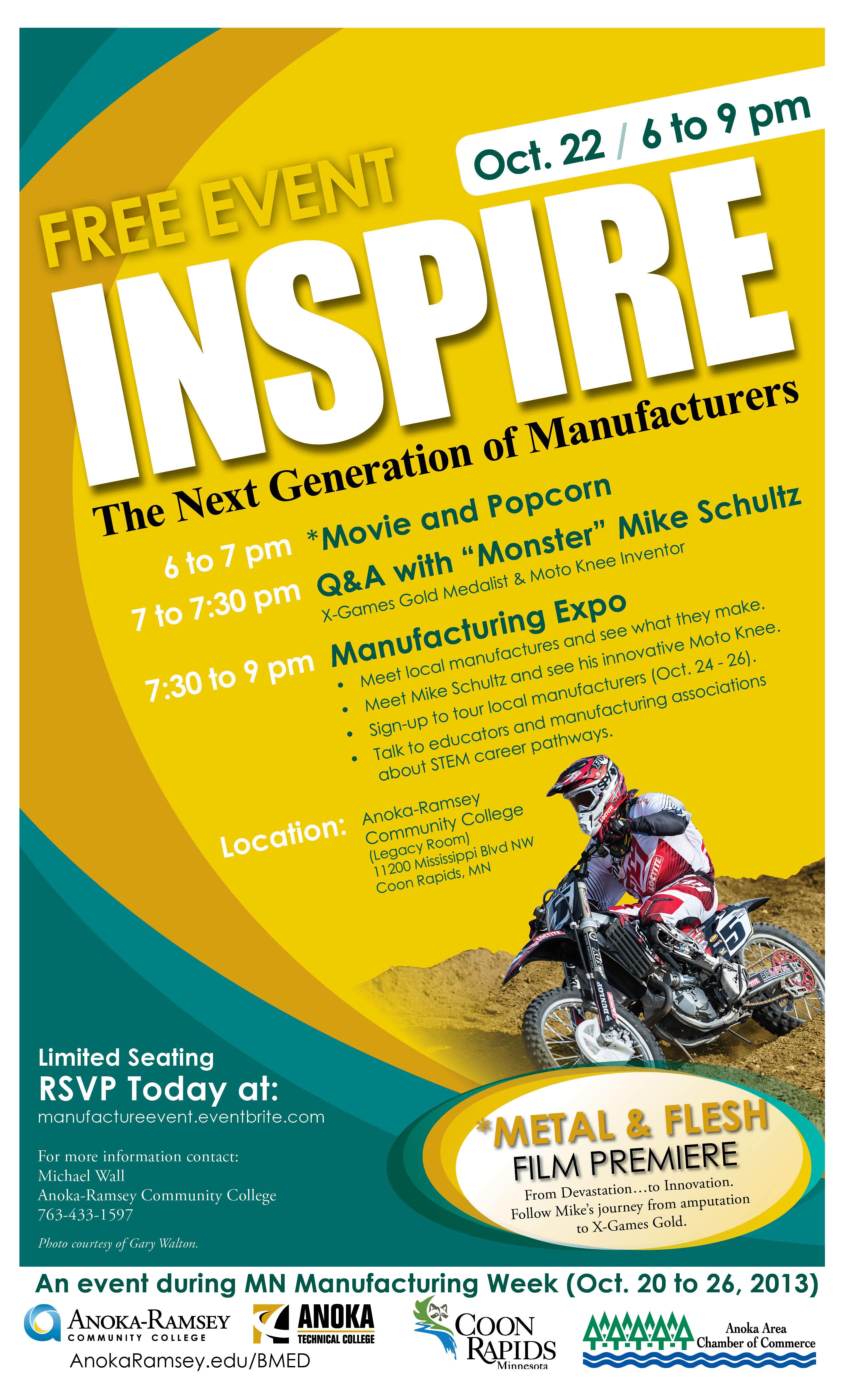2013 Manufact Flyer