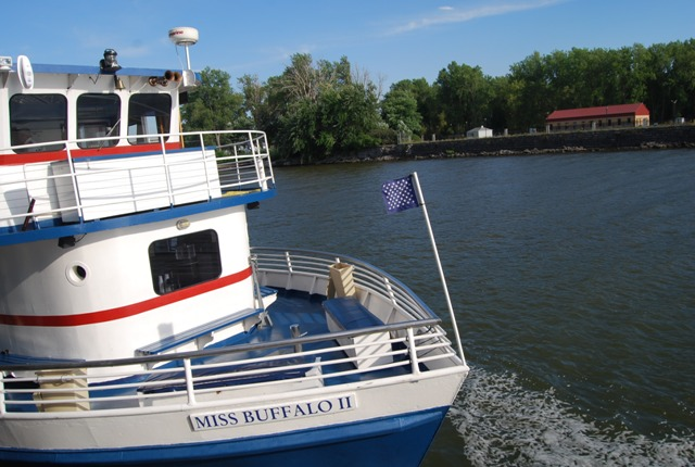 Miss Buffalo II Boat