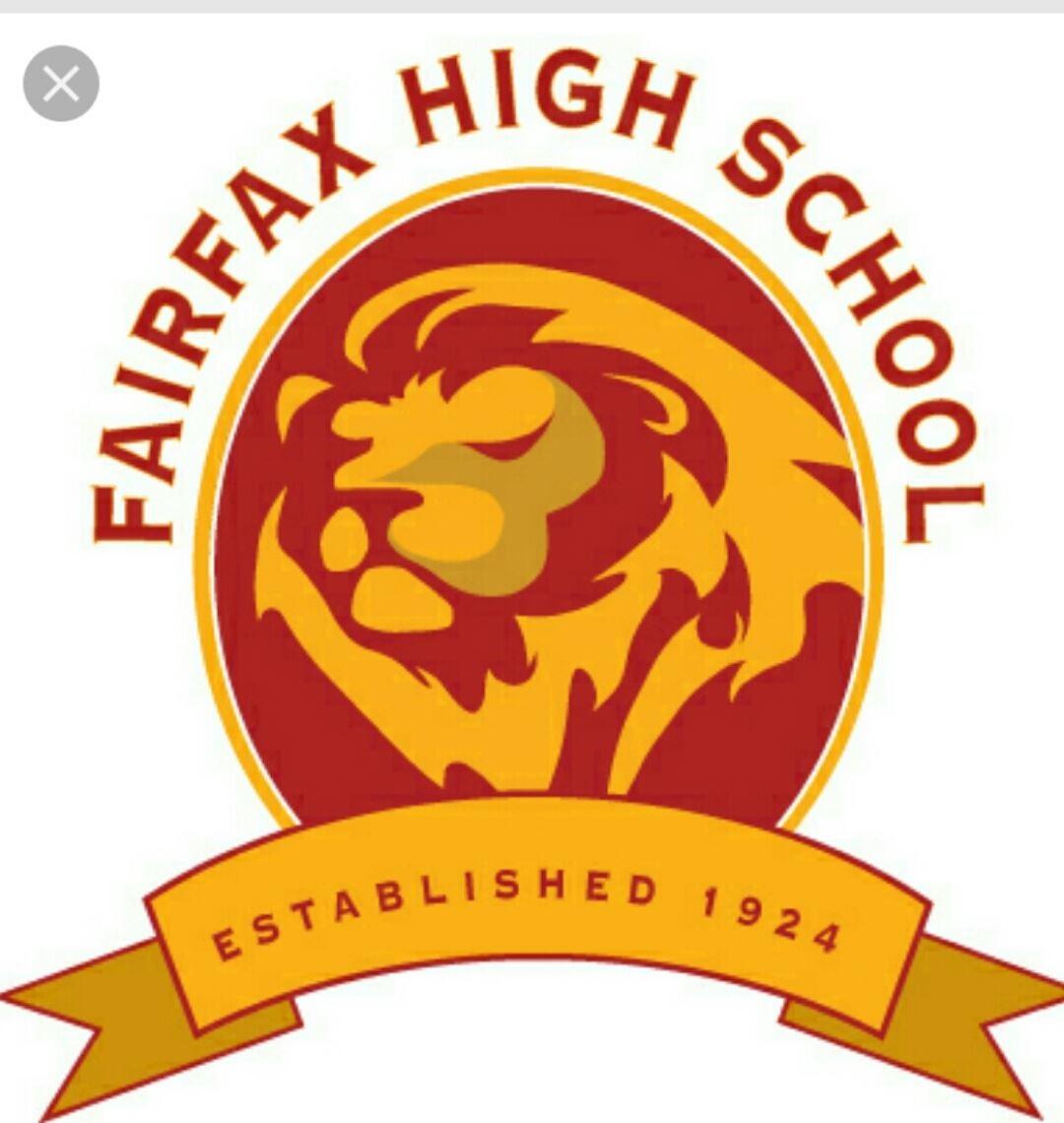 Firfax lion