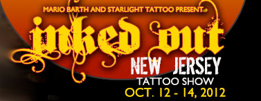 <center>Inked Out NJ Tattoo Show</center>