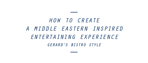 Taste on a Plate with Gerards