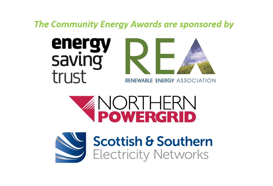 Community Energy Award Sponsors