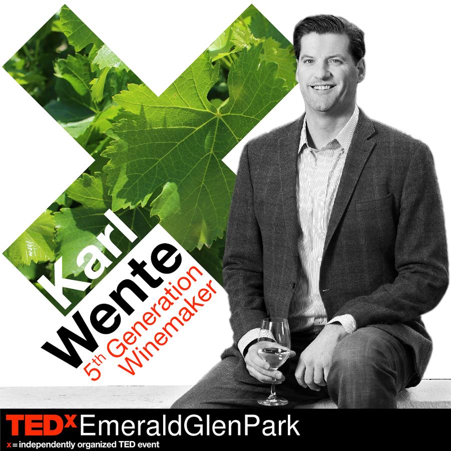 Karl Wente, 5th Generation Winemaker