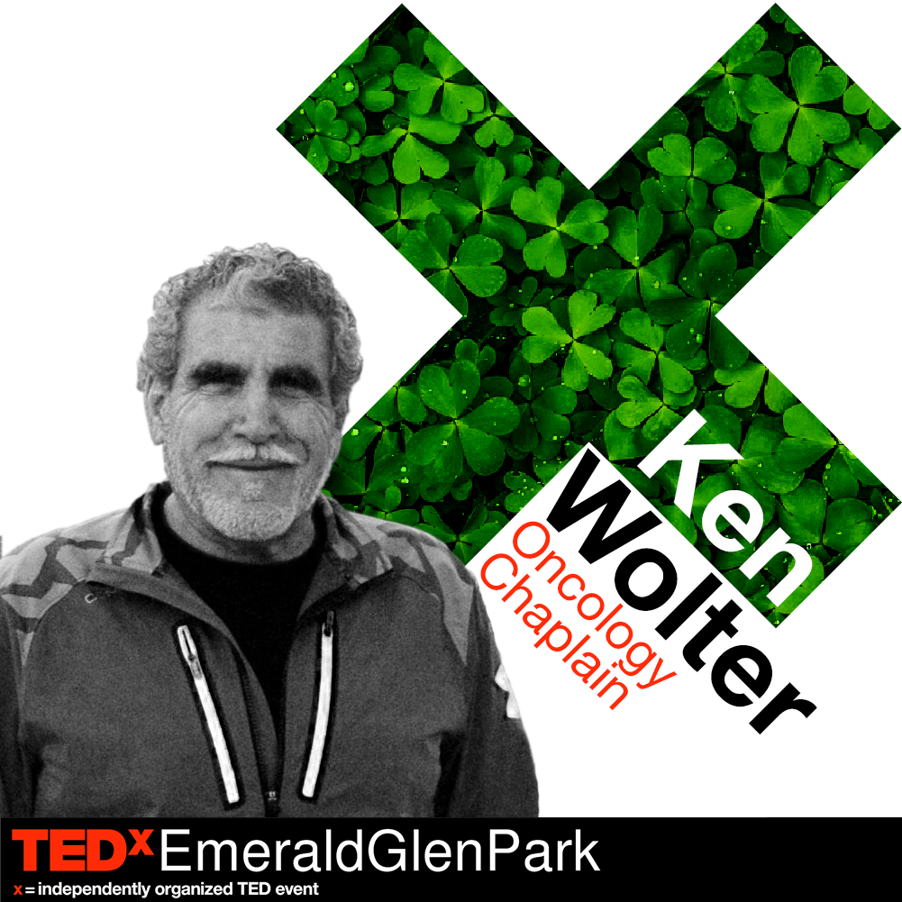 Ken Wolter, Oncology Chaplain