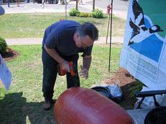 NH Rain Barrel Workshop