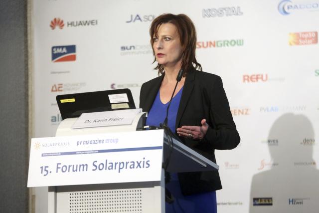 speaker Karin Freier