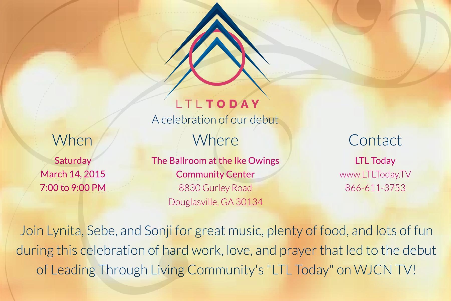 LTL Today Invitation