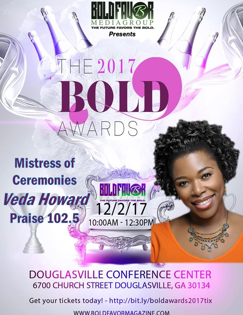 BOLD Awards 2017 Flyer