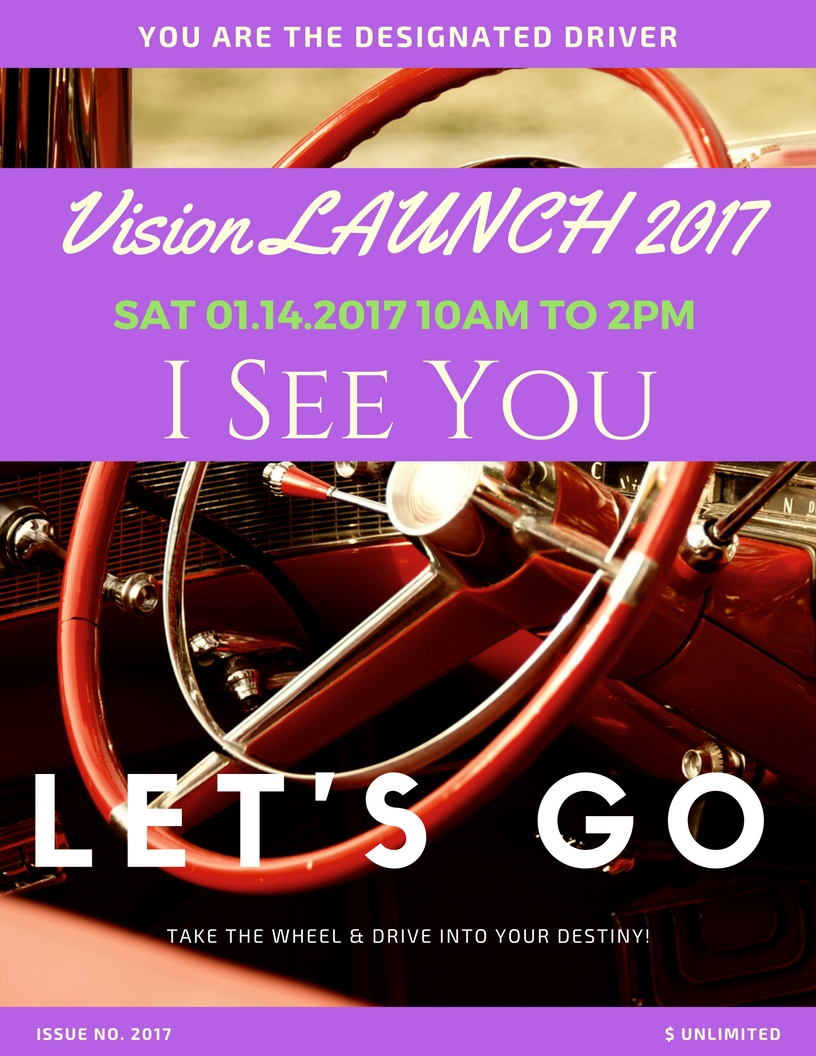 Vision Launch 2017