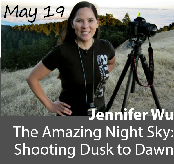 May 19: Jennifer Wu: The Amazing Night Sky