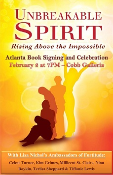 Atlanta Book Celebratin with Celest Turner, Millicent St. Claire and other authors