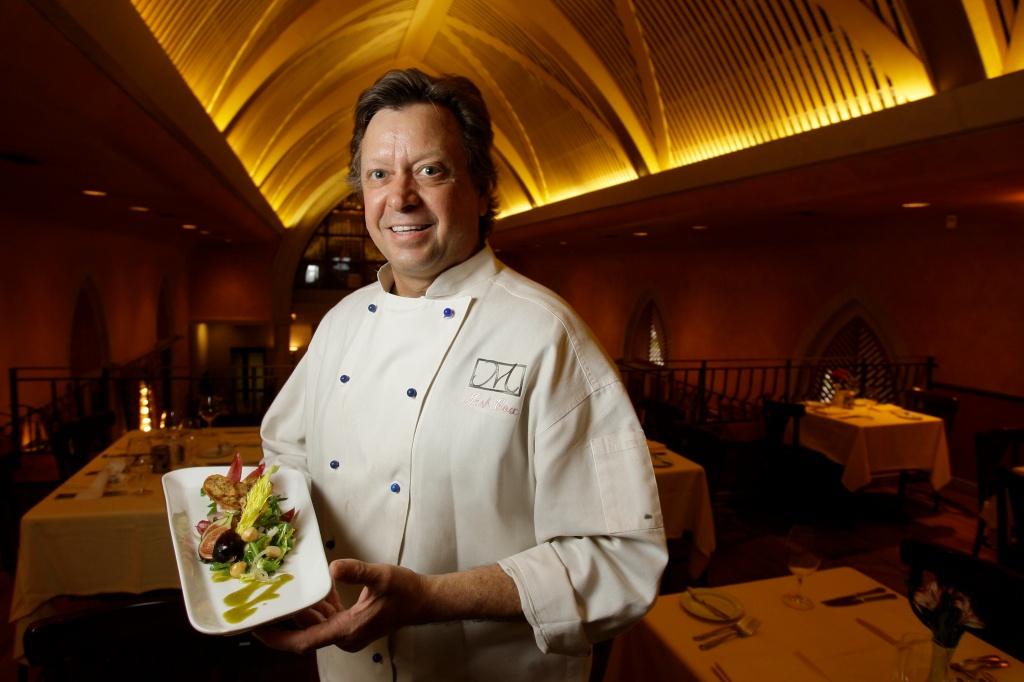 Chef Mark Cox