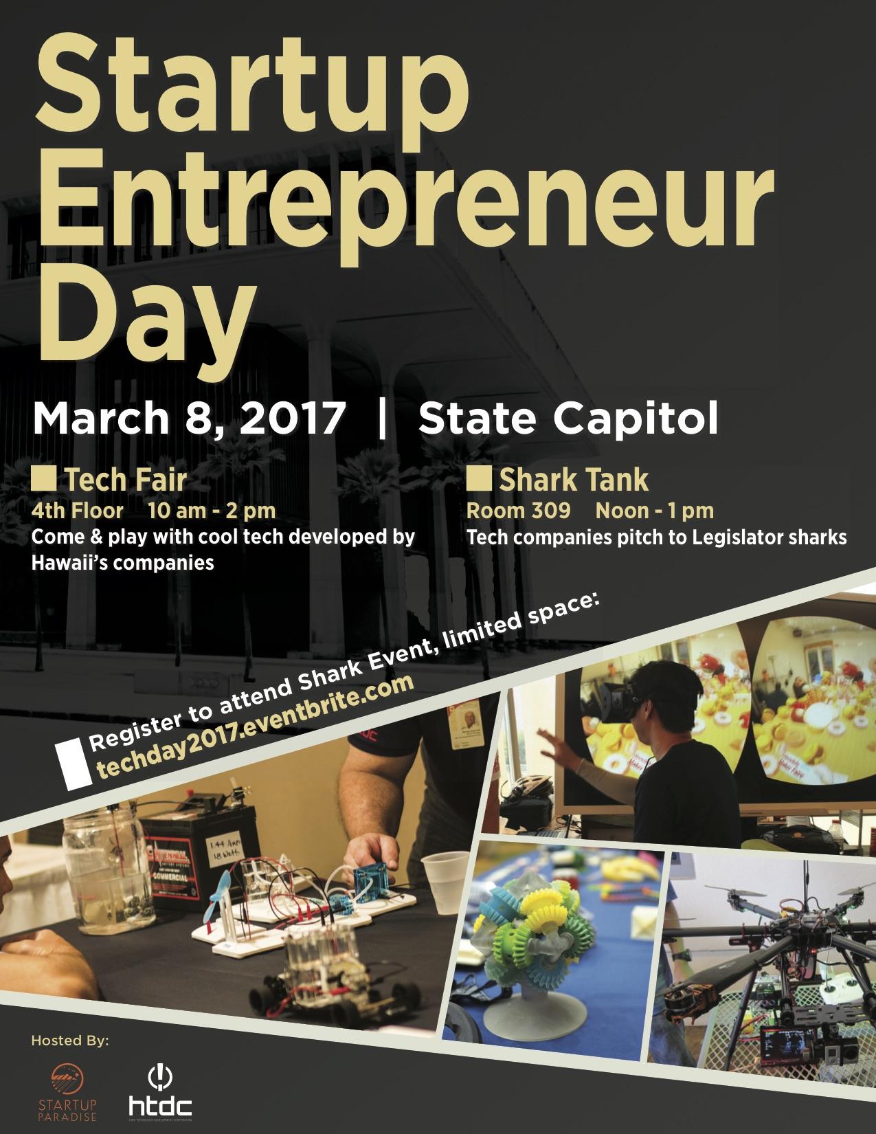 Startup Entrepreneur Day