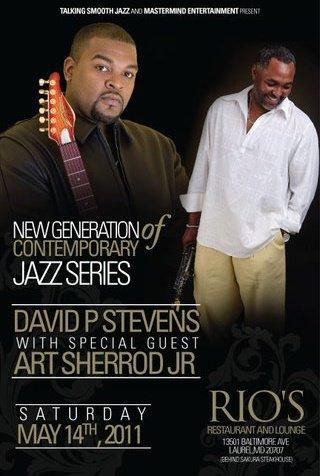 David P Stevens and Art Sherrod Jr