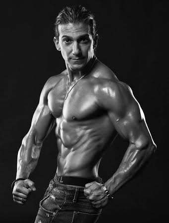 Aman Sadeghi Fitness Goals