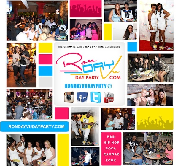 MIAMI ART BASEL WEEKEND: RonDAYvu DAY PARTY