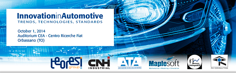 Innovation in Automotive - October 1, 2014