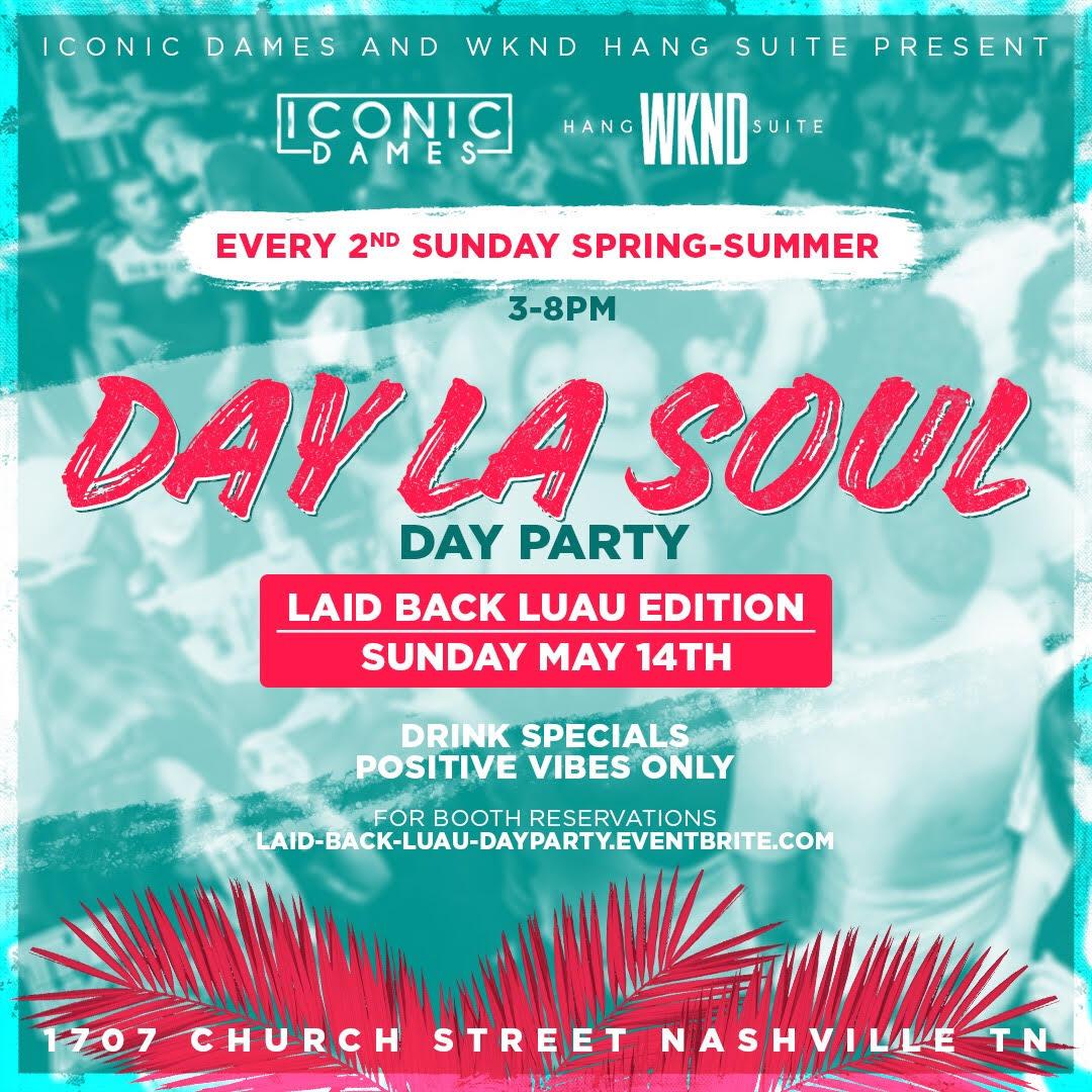 Day La Soul Day Party