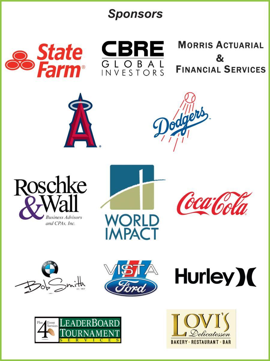Stillpoint Sponsors