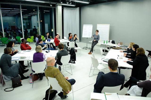 Seminar, Urheber Stephan Röhl
