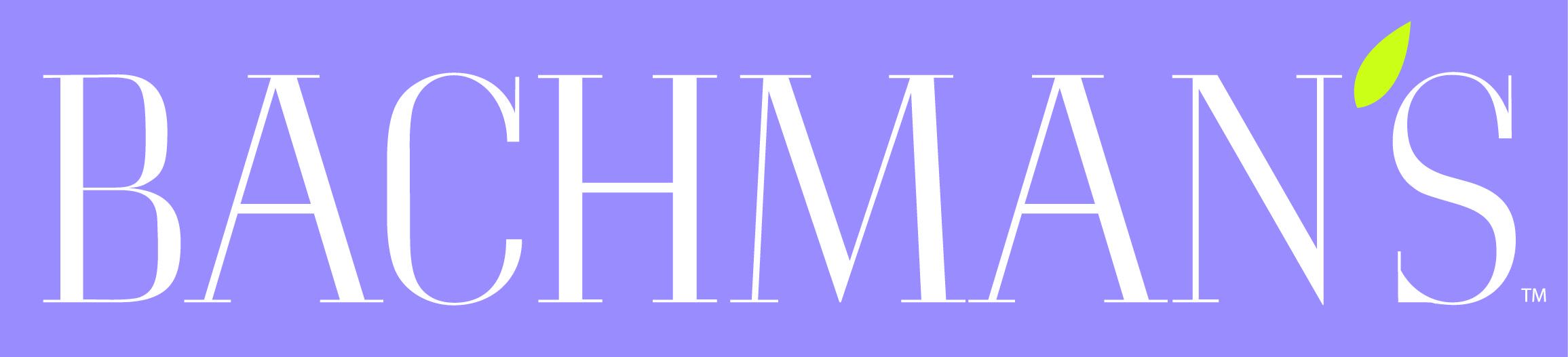Bachman's Logo