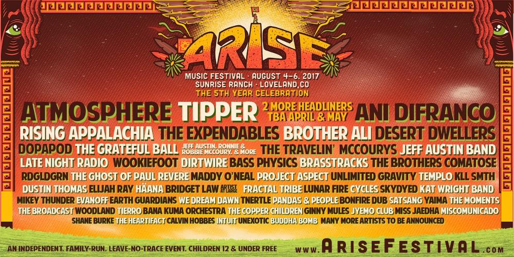 Image result for Arise festival 2017