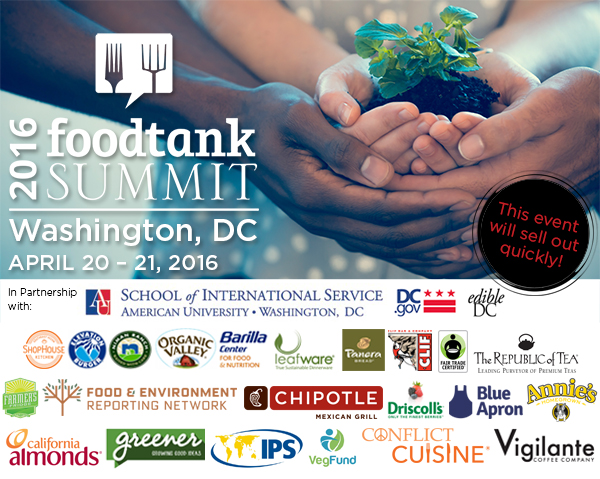 Food Tank Summit - Washington DC