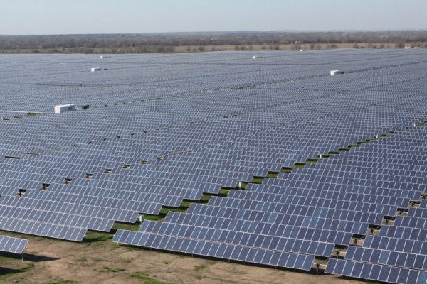 Webberville 30 MW Power Plant
