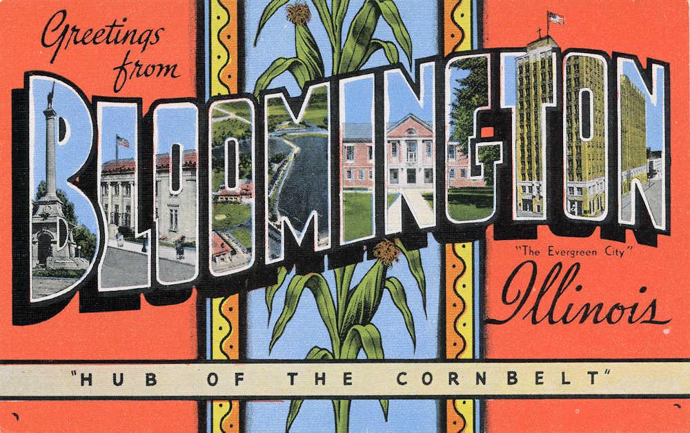 Bloomington Illinois