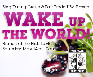 Wake Up the World Brunch