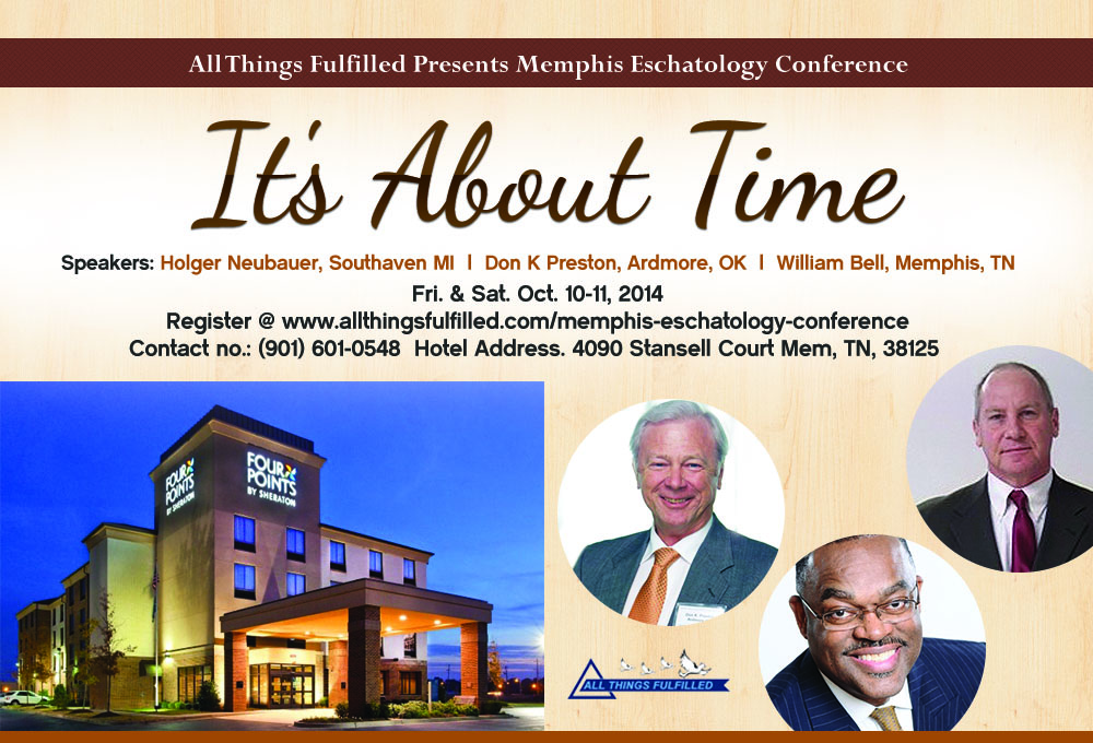 Memphis Eschatology Conference