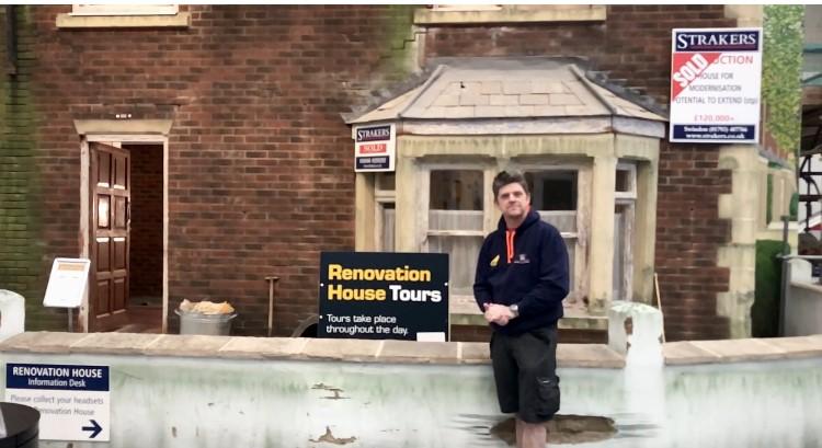 Dave Hilton, Renovation