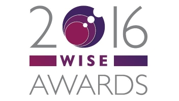 WISE Awards 2016 logo