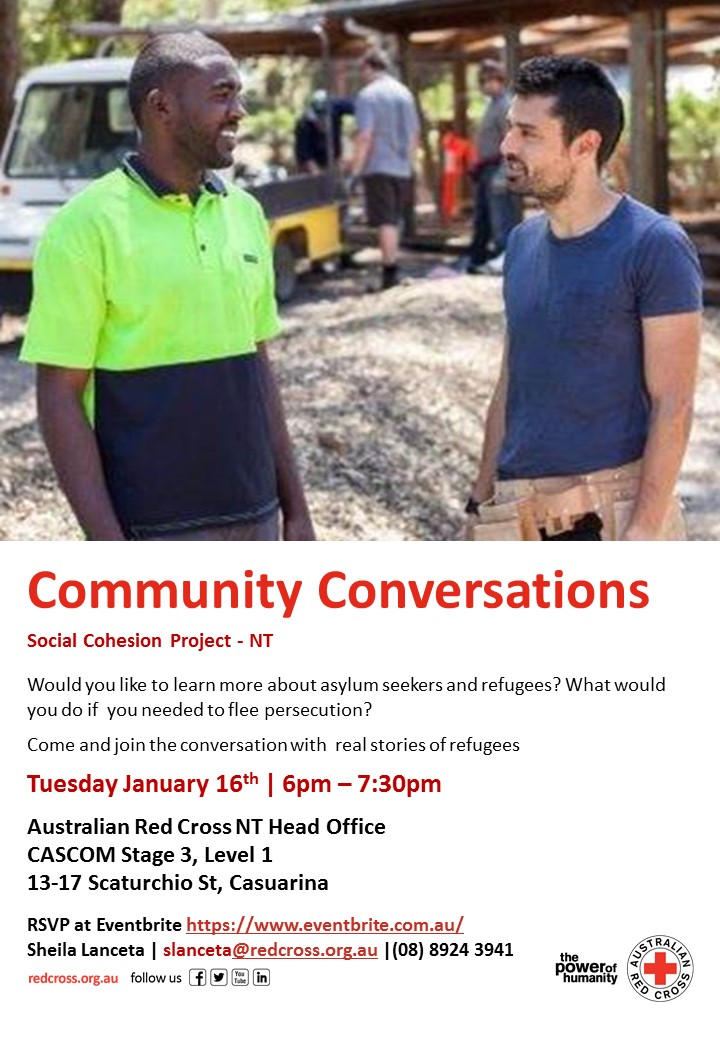 Community Conversations NT