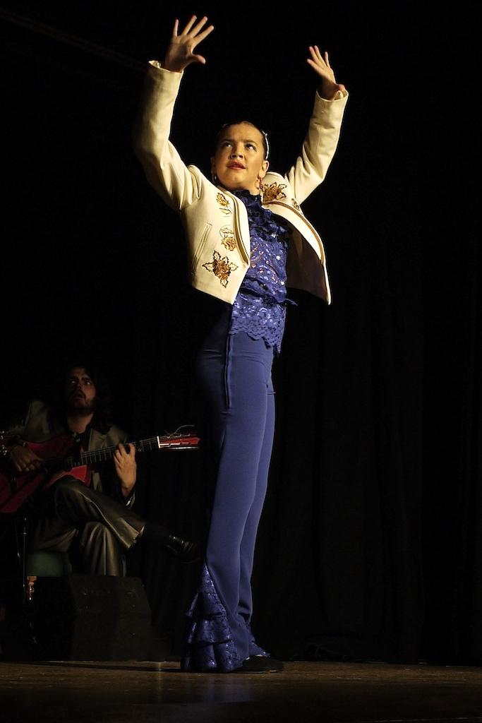 Sara Sánchez Flamencos del Sur