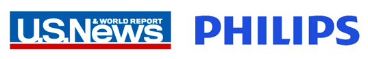 U.S. News & Philips Logos