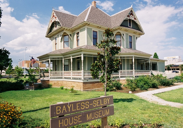 Bayless Selby House Museum 1884