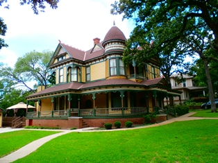 Denton Historic Home 723 Oak