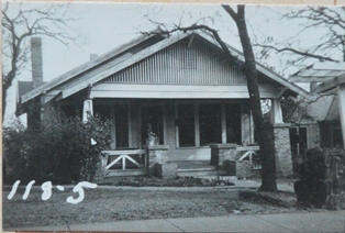Denton Historic Home 612 Pearl 1946