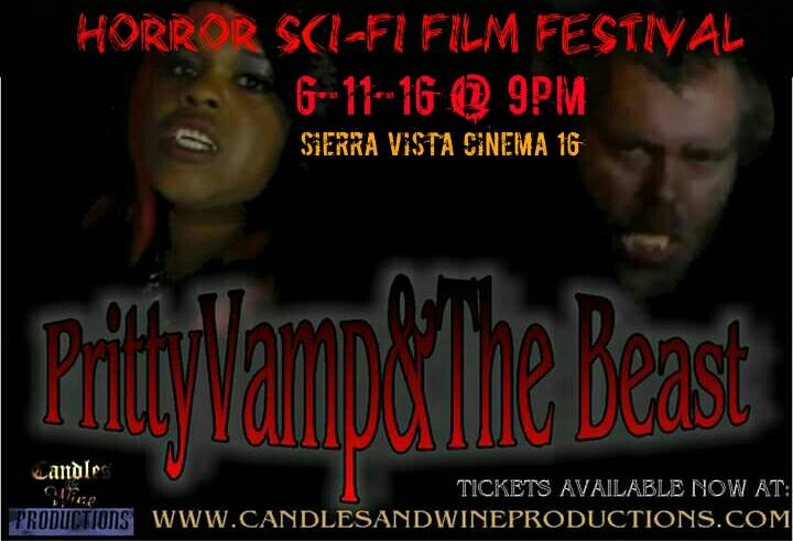 PrittyVamp & The Beast Horror Sci-Fi Film Festival
