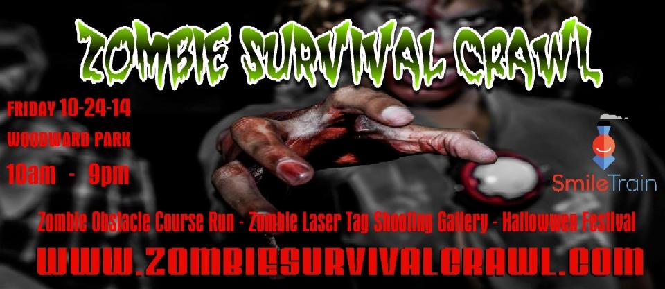 Zombie Survival Crawl Amp Halloween Horror Festival 2015