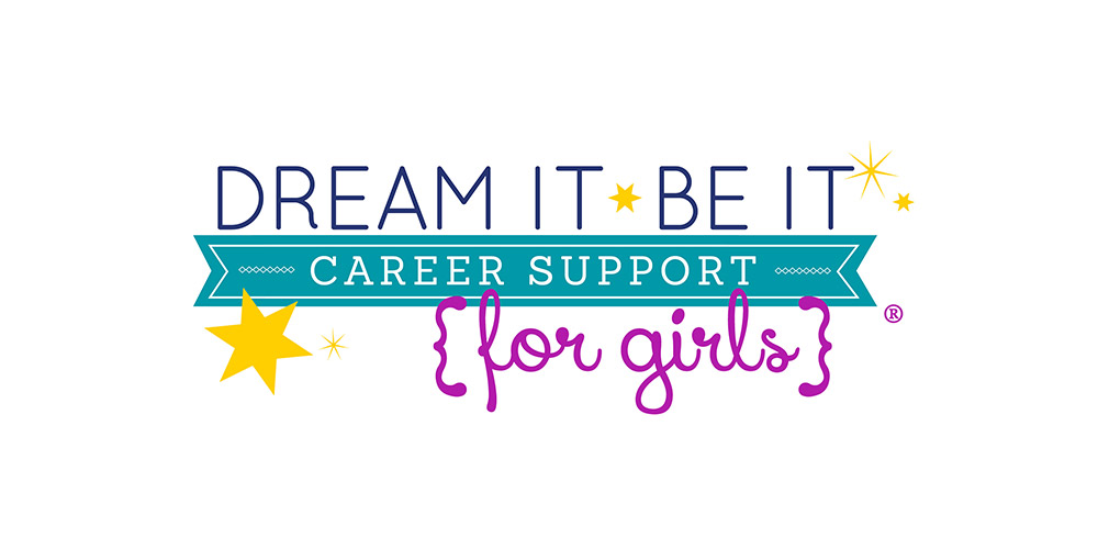 Soroptimist Dream It, Be It Logo