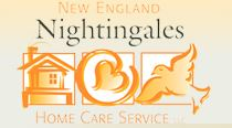 New England Nightingales Logo