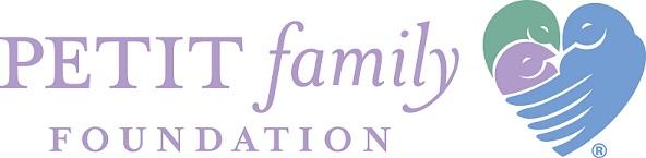 Logo Petit Family Foundation