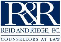 Reid & Riege Logo