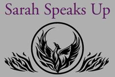 Sarah Speaks Up Logo